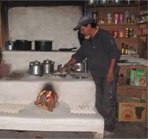 langtang cook